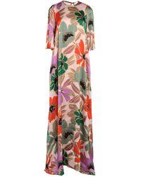 Siyu Robe longue - Multicolore