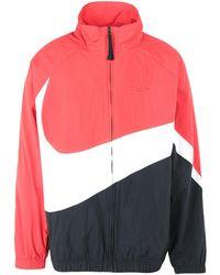 Nike Giubbotto - Rosso