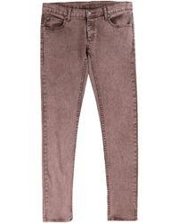 Cheap Monday Pantaloni jeans - Marrone