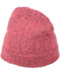 Roberto Collina Hat - Pink