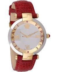 Versace Wrist Watch - Red
