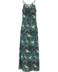 Gas - Long Dress - Lyst