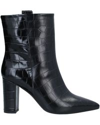 The Seller Ankle Boots - Black