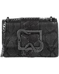 Just Cavalli Cross-body Bag - Black