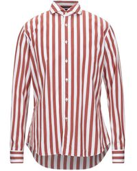 Xacus Camisa - Marrón