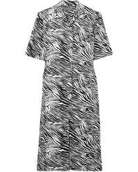 Commission Midi Dress - Black