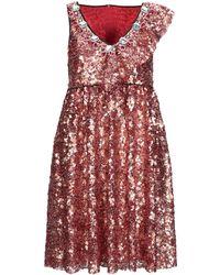 Manoush Short Dress - Red
