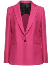 Brian Dales Suit Jacket - Pink
