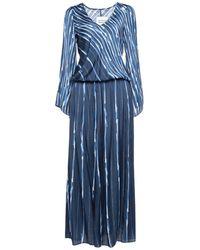 Saucony Long Dress - Blue