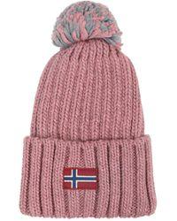 Napapijri Hat - Pink