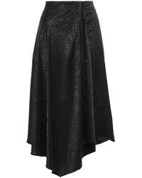 Dodo Bar Or Midi Skirt - Black
