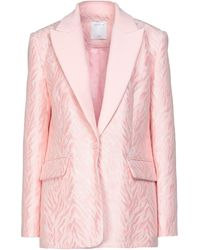 Sandro Suit Jacket - Pink