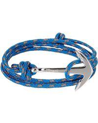 Miansai Armband - Blau