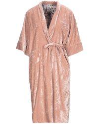 Bellerose Lange Jacke - Pink