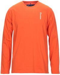 Etudes Studio T-shirt - Arancione