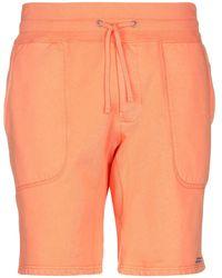 Saturdays NYC Bermuda Shorts - Orange