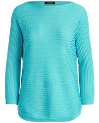 Lauren by Ralph Lauren Sweater - Blue