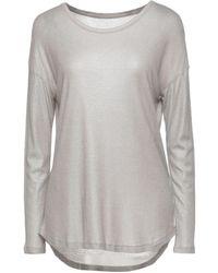 Majestic Filatures T-shirt - Grey