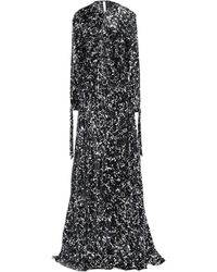 Bally Vestido largo - Negro