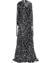 Bally Long Dress - Black