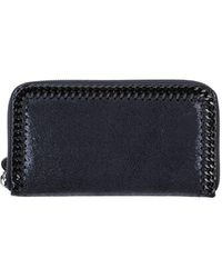 Stella McCartney Wallet - Blue