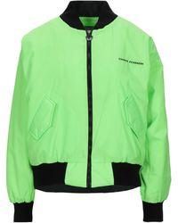 Chiara Ferragni Down Jacket - Green