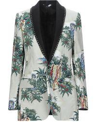 R13 Suit Jacket - Green