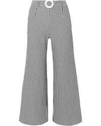 Solid & Striped Pantalone - Nero