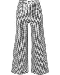 Solid & Striped Trouser - Black