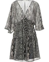 ViCOLO Short Dress - Black