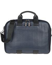 Mandarina Duck Work Bags - Blue