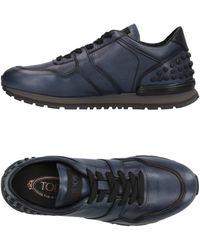 Tod's Sneakers & Tennis shoes basse - Blu