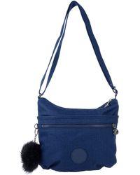 Kipling Schultertasche - Blau