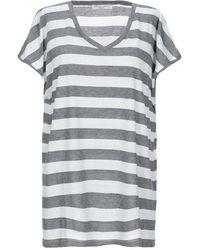 BARBARA LEBEK T-shirts - Grau