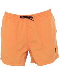 Only & Sons Swim Trunks - Orange