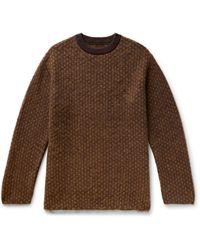 Sasquatchfabrix Sweater - Brown