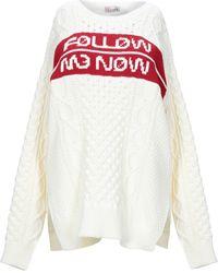 RED Valentino Pullover - Bianco