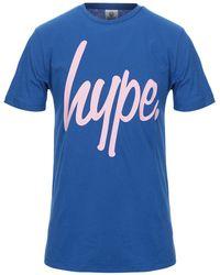 Hype Camiseta - Azul