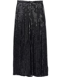 Temperley London Long Skirt - Black