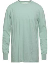 Rick Owens DRKSHDW T-shirt - Green
