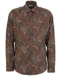Emanuel Ungaro Shirt - Brown