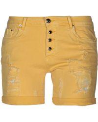 GAUDI - Denim Shorts - Lyst
