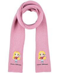 Chiara Ferragni Scarf - Pink