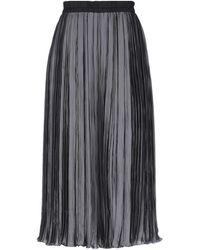Collection Privée Midi Skirt - Gray
