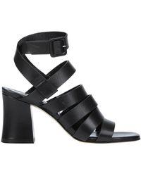 Giampaolo Viozzi Sandals - Black
