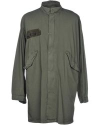 Alpha Industries Overcoat - Green