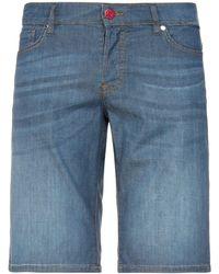 Guess Short en jean - Bleu