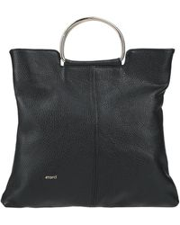 ..,merci Handbag - Black