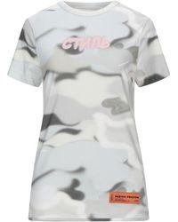Heron Preston T-shirt - Grey