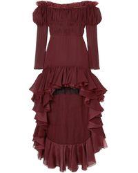 Giambattista Valli Short Dress - Red